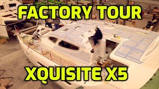 Xquisite X5.  Factory Tour and history of how Xquisite started.  Cape Town, South Africa.