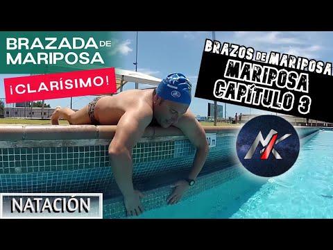 APRENDER A NADAR 1x14 (1/2): Brazada de Mariposa