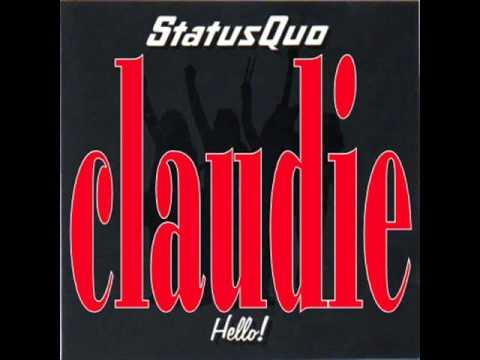 status quo claudie (hello).wmv