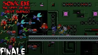 sonic exe spirits of hell full gameplay no commentary - Thủ thuật