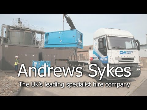 About the Andrews Sykes Group