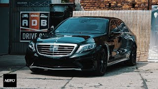 MERCEDES-BENZ S63 AMG L | Detailing - Magic Garage