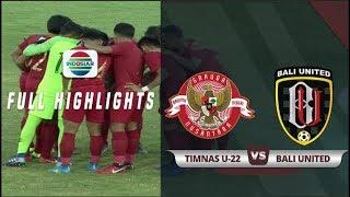Bali United (0) vs (3) Timnas U22 - Full Highlights | Duel Timnas U22