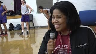 Girls Basketball Swings into the 2018-2019 Season