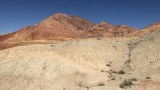 preview picture of video 'Rainbow Mountain in Zhangye'