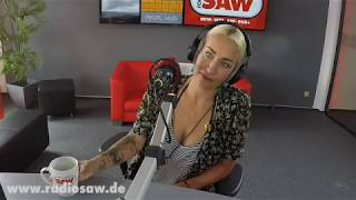 """Radio SAW Interview: Sarah Connor Spricht über Ihren Song """"Vincent"""""""
