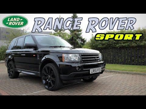Look around my Range Rover Sport HSE 2.7 TDV6