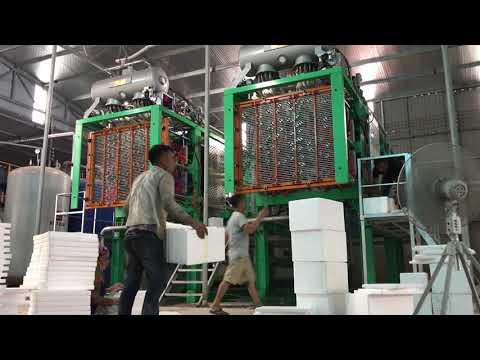 Sản xuất thùng xốp
