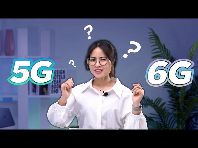 1G, 2G, 3G, 4G, 5G là gì? Khi nào có 6G?