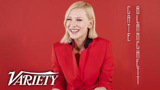 Cate Blanchett Talks Feminism, Working With Women Directors On Mrs. America