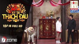 NỘI TÔI: THỦY TOP- CHÍ TÀI- TRƯỜNG GIANG- TRẤN THÀNH  KỲ TÀI THÁCH ĐẤU   TẬP 14 (25/12/2016)