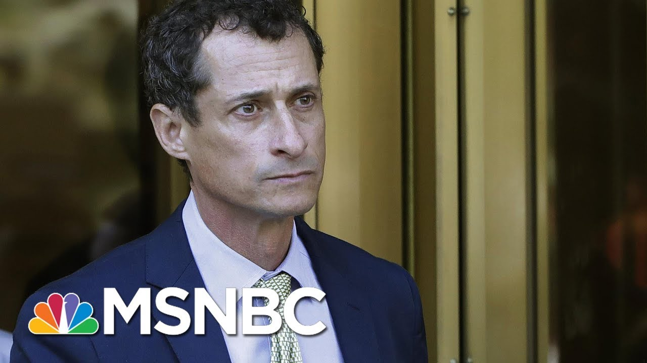 After Sexting Sentencing, What's Next For Former Congressman Anthony Weiner? | MSNBC thumbnail