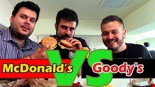 McDonald's VS Goody's !!! Ft. Gabriel D Alex
