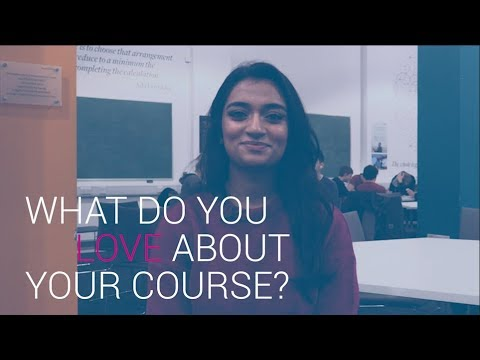 What do you love about your course? | University of Southampton