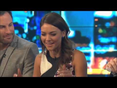 Bachelorette Australia: Sam & Sasha Interview - The Project