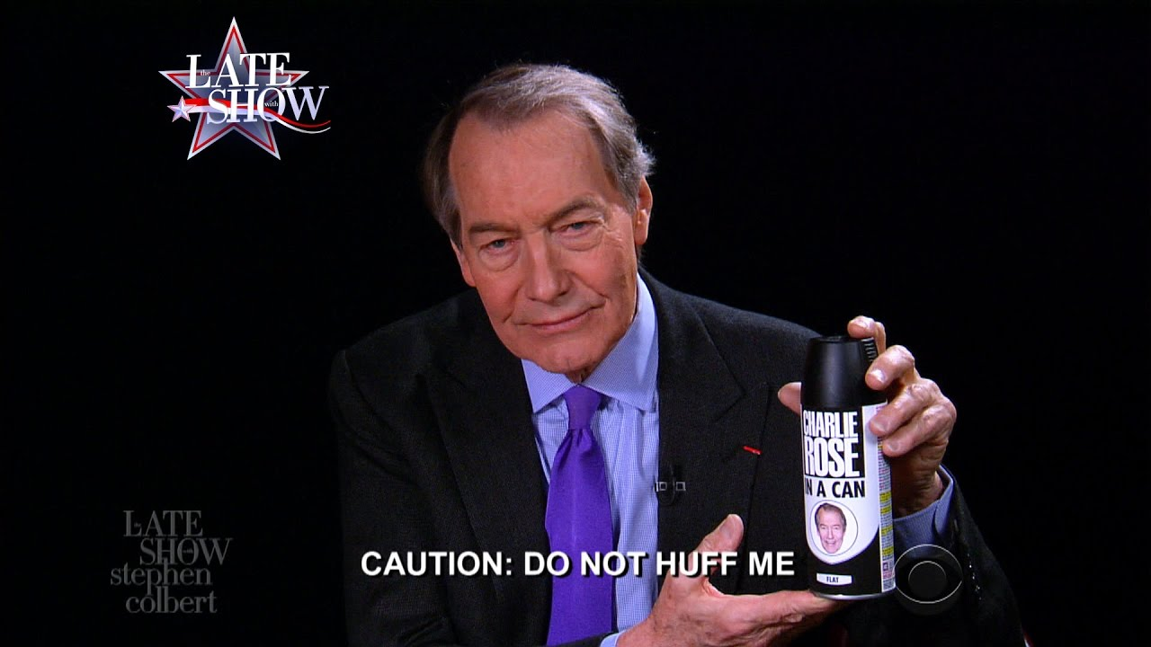 Hot Product Alert: Charlie Rose In A Can thumbnail
