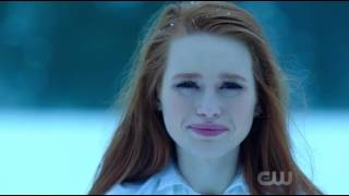 Riverdale 1x13 Archie saves Cheryl /Cheryl tries to kill herself and almost dies