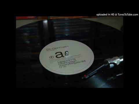St Germain - Deep In It (vinyl audio)