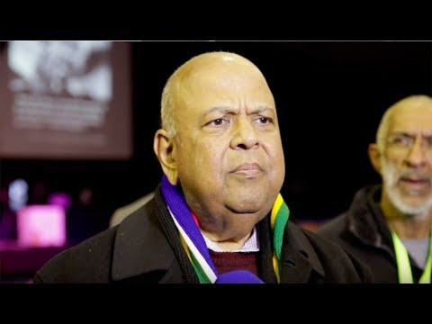 Gordhan tells Zuma to go: 'Let good people run this country'
