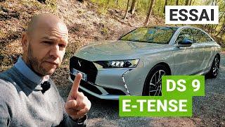Essai DS 9 e-Tense : le luxe français a-t-il du caractère ?