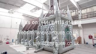 Airquee's Inflatable Church AQ2824