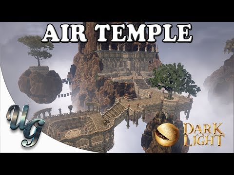 Dark and Light - Air Temple