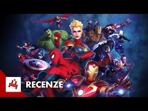 Marvel Ultimate Alliance 3: The Black Order - Recenze