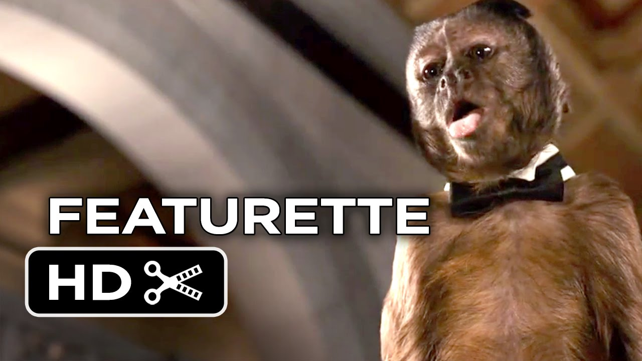 Night at the Museum: Secret of the Tomb Featurette – Monkey Diva (2014) – Adventure Movie HD