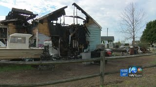 N.C. town's volunteer firefighters stop responding to service calls