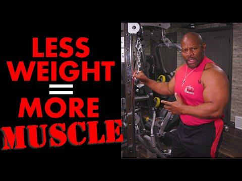 Come perdere peso con pesi pesanti