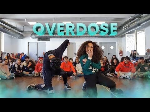 AGNEZ MO - Overdose (ft. Chris Brown)   Dance Choreography