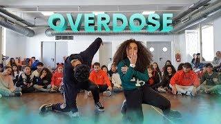 AGNEZ MO   Overdose (ft. Chris Brown) | Dance Choreography