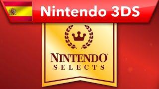 Nintendo Selects - ¡Más juegos para Nintendo 3DS!