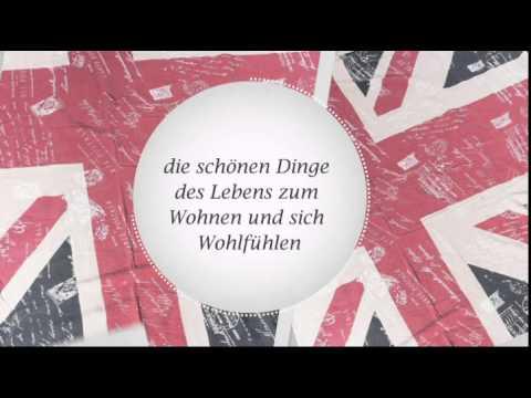 Plaid - Decke Union Jack - Wendedecke Flagge und Fleece - Empressia.de