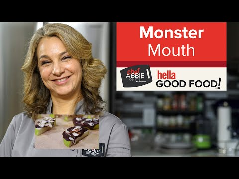 Halloween Apple Teeth – Monster Mouth