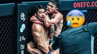 Christian Lee vs. Ok Rae Yoon ended in 😱 CONTROVERSY 😱