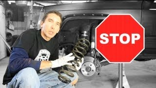 How-To Replace Your Coil Springs