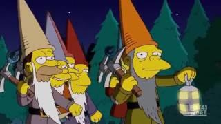 ho hi, simpsons dwarf song
