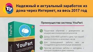 Система YouPart Продукт Месяца 2017