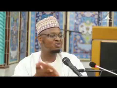 Tsakanin Rayuwa Da Mutuwa Dr Isa Pantami