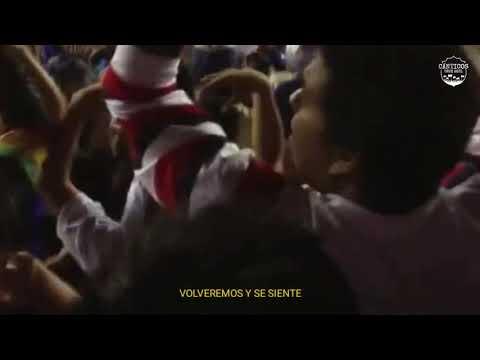 """""""Como en el 97"""" Barra: La Sangre Azul • Club: Cruz Azul"""
