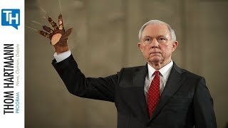 Jeff Sessions Is Coming For You!