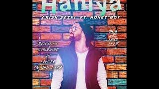 Latest Punjabi Song Teaser HANIYA  Arish Saifi Ft Honey Boy Fbbs Production
