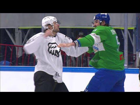 Alexei Semenov vs. Oleg Yevenko