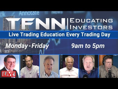 TFNN LIVE - Stocks and Options Trading News and Education