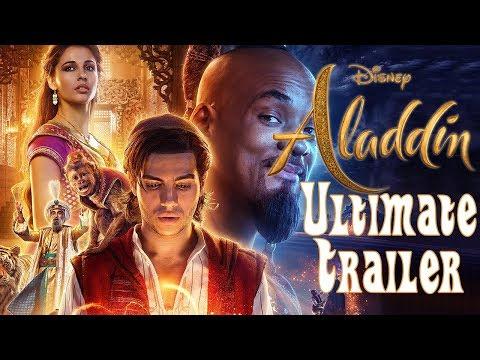 "ALADDIN (2019) | ""Ultimate"" Trailer do Live-Action Disney"