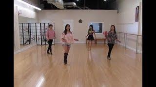 Never Growing Up   Line Dance (Dance & Teach)