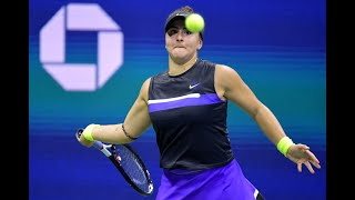 Taylor Townsend vs Bianca Andreescu Extended Highlights | US Open 2019 R4