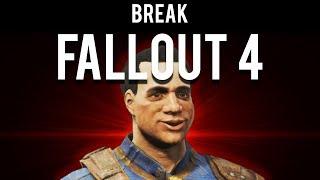 How to Break Fallout 4 (MIRV Minigun)