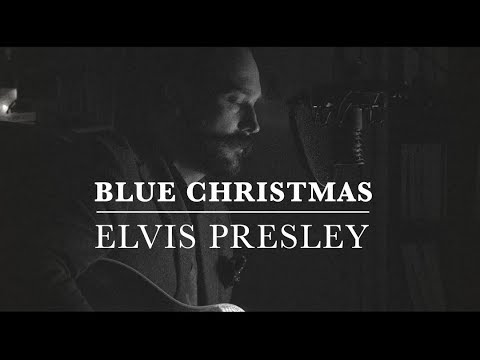 Blue christmas | Elvis Presley - Acoustic cover ( Dominic Anthony James )